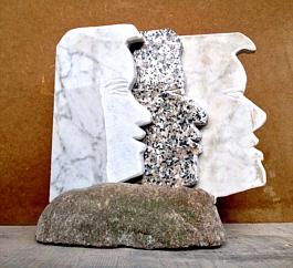 Skulptur: Helmut Lattwin